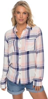 Roxy Women's Setai Miami Button Up LS Shirt