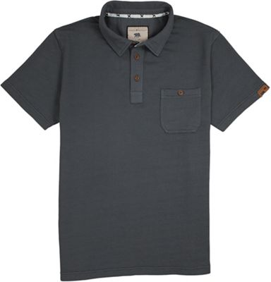 Dakota Grizzly Men's Brewer SS Polo Shirt