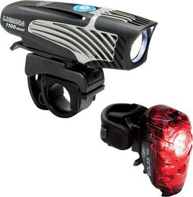 NiteRider Lumina 1100 Boost/Solas 100 Combo Light