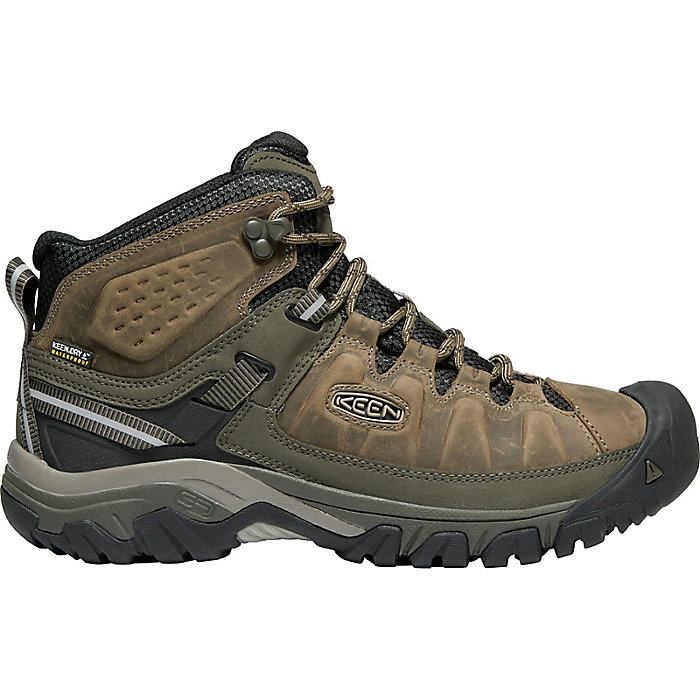 f71e80b282c1 Keen Men s Targhee III Mid Waterproof Boot - Moosejaw