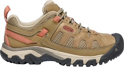 KEEN Women's Targhee Vent Breathable Low Height Hiking Shoes