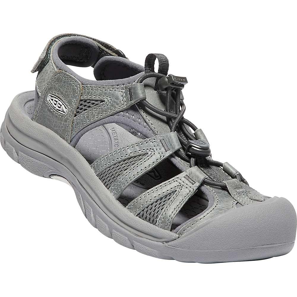 Keen VENICE II - Walking sandals - bleacher/raven 2uvz0