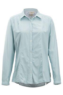 ExOfficio Women's BugsAway Zeta Stripe LS Shirt