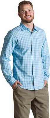 ExOfficio Men's Salida Check LS Shirt