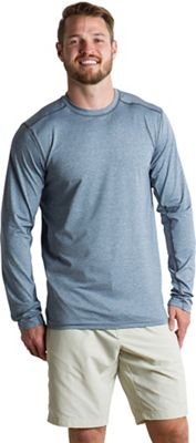 ExOfficio Men's Sol Cool Sun LS Crew Top