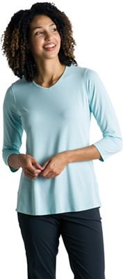 ExOfficio Women's Wanderlux 3/4 Sleeve Top