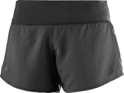 Salomon Women's Elevate 2-In-1 4 Inch Short