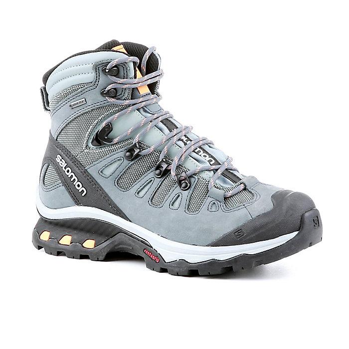 Details about Salomon Quest 4D 3 GTX Gore Tex Hiking Backpacking Boots Men's 10 EU 44 Brown