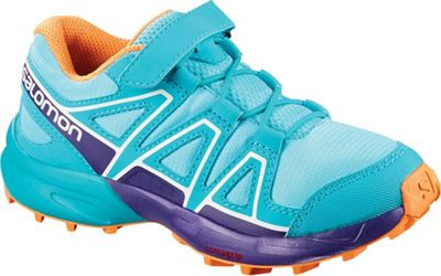 Salomon Kid's Speedcross Bungee Shoe