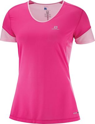 Salomon Women's Trail Runner SS Tee