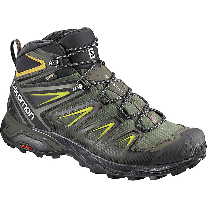 Salomon Men s X Ultra 3 Mid GTX Shoe - Moosejaw 93bc811bf023