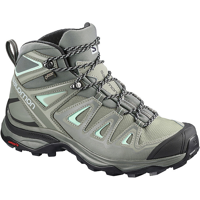 aacf9995010 Salomon Women's X Ultra 3 Mid GTX Shoe - Moosejaw
