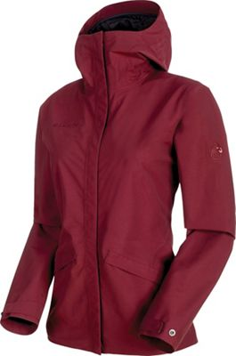 Mammut Women's Chamuera HS Hooded Jacket