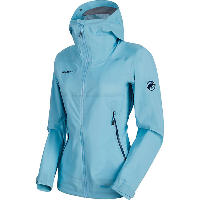select for genuine great variety styles fashion style Mammut Women's Masao Light HS Hooded Jacket - Moosejaw