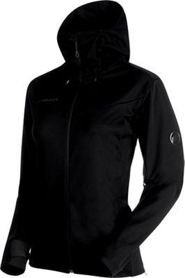 Mammut Women's Ultimate V SO Hooded Jacket