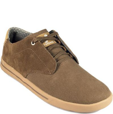 Forsake Men's Phil Lace Canvas Shoe