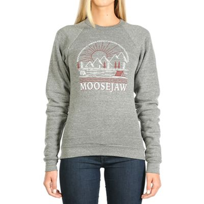 Moosejaw Women's Down by the River Crew Neck Sweatshirt