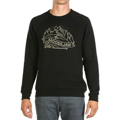 Moosejaw Men's It Was a Good Day Crew Neck Sweatshirt