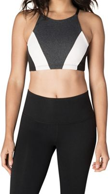 Beyond Yoga Women's Around The Colorblock Bra