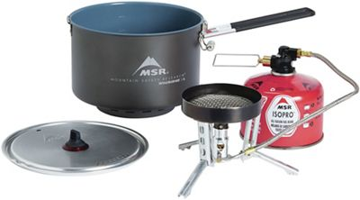 MSR WindPro Group Stove System