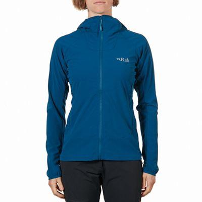 Rab Borealis Womens Tour Jacket Sulphur