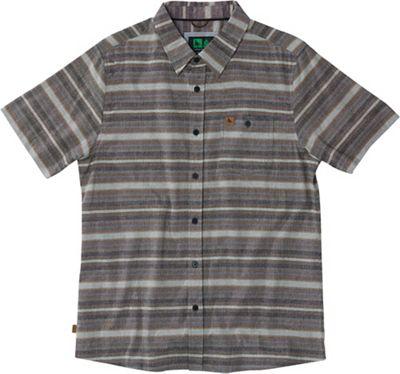 HippyTree Men's Hawthorne Woven SS Shirt