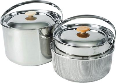 Snow Peak Al dente Cookset