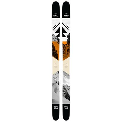 Rocky Mountain Underground Apostle 106 Carbon Ski