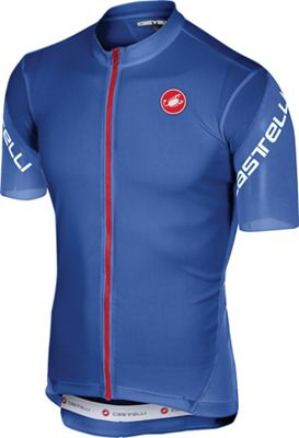 Castelli Men's Entrata 3 Full Zip Jersey