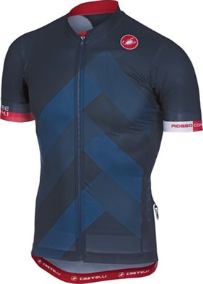 Castelli Men's Free Ar 4.1 Full Zip Jersey