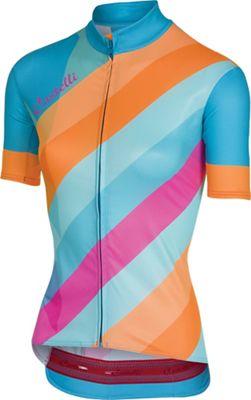 Castelli Women s Prisma Full Zip Jersey a51afe21f
