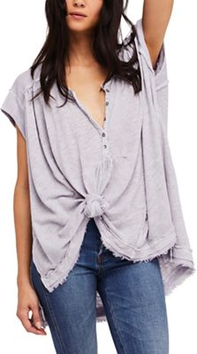 Free People Women's Aster Henley Top