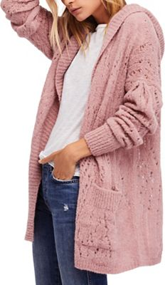 Free People Women's Lemon Drop Cardi