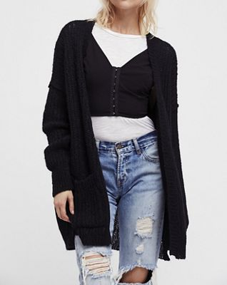Free People Women's Weekend Getaway Cardi