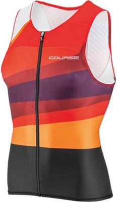 Louis Garneau Men's Tri Course Sleeveless Jersey