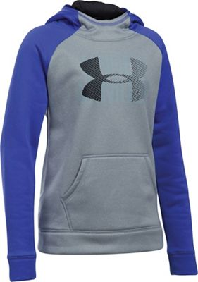 Under Armour Girls' UA Armour Fleece Highlight Hoodie