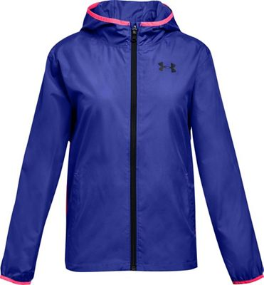 Under Armour Girls' UA Sack It Full Zip Jacket
