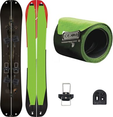 K2 Joy Driver Split Snowboard Package