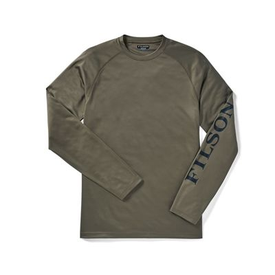 Filson Men's Barrier LS T-Shirt
