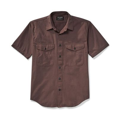 Filson Men's Field SS Shirt
