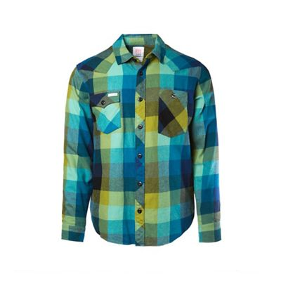 Topo Designs Men's Work Plaid Shirt