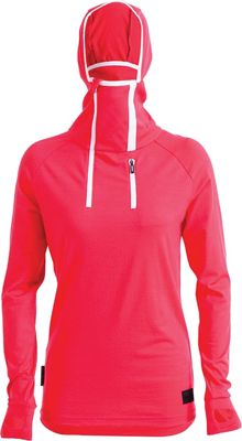 Mons Royale Women's Matukituki 1/4 Zip Thermal Hoody