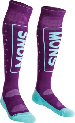 Mons Royale Women's Mons Snow Tech Ski Sock