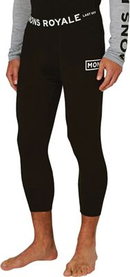 Mons Royale Men's Shaun-Off 3/4 Long John