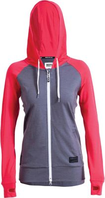 Mons Royale Women's WKA Full Zip Hoody