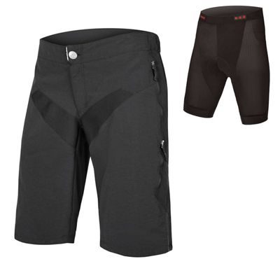 Endura Men's SingleTrack Short with Liner
