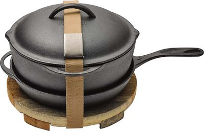 Barebones 12 Inch Cast Iron Set
