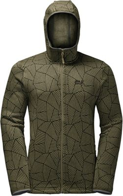 Jack Wolfskin Men's Forest Leaf Jacket