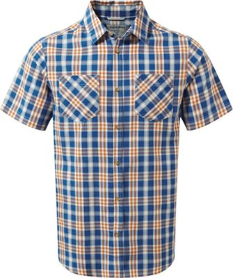 Craghoppers Men's Jamieson SS Check Shirt