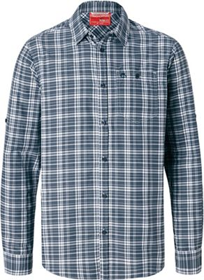 Craghoppers Men's NosiLife Barmera LS Check Shirt
